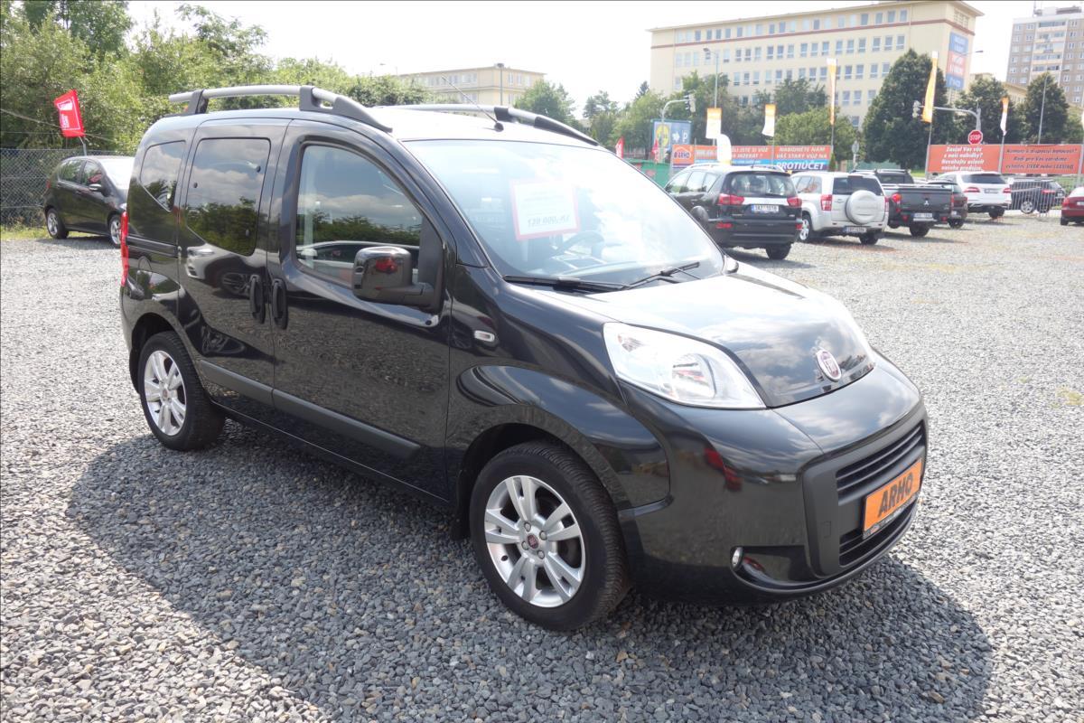 Fiat Qubo 1,4 i, SERVISNÍ KN., MYLIFE.