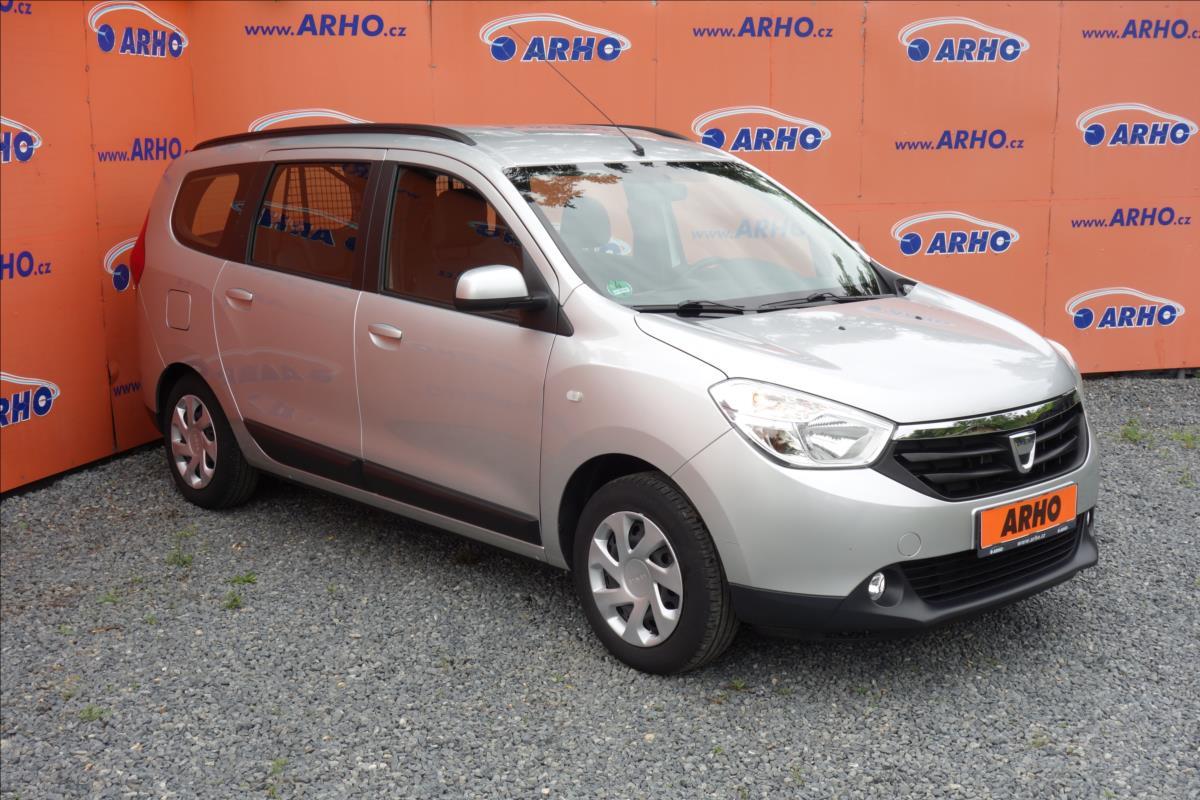 Dacia Lodgy 1,6 i 60KW,LAUREATE,41 TIS.KM.