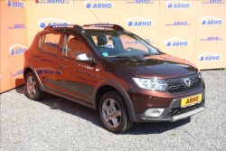 Dacia Sandero 0,9 TCe, STEPWAY, AUTOMAT.