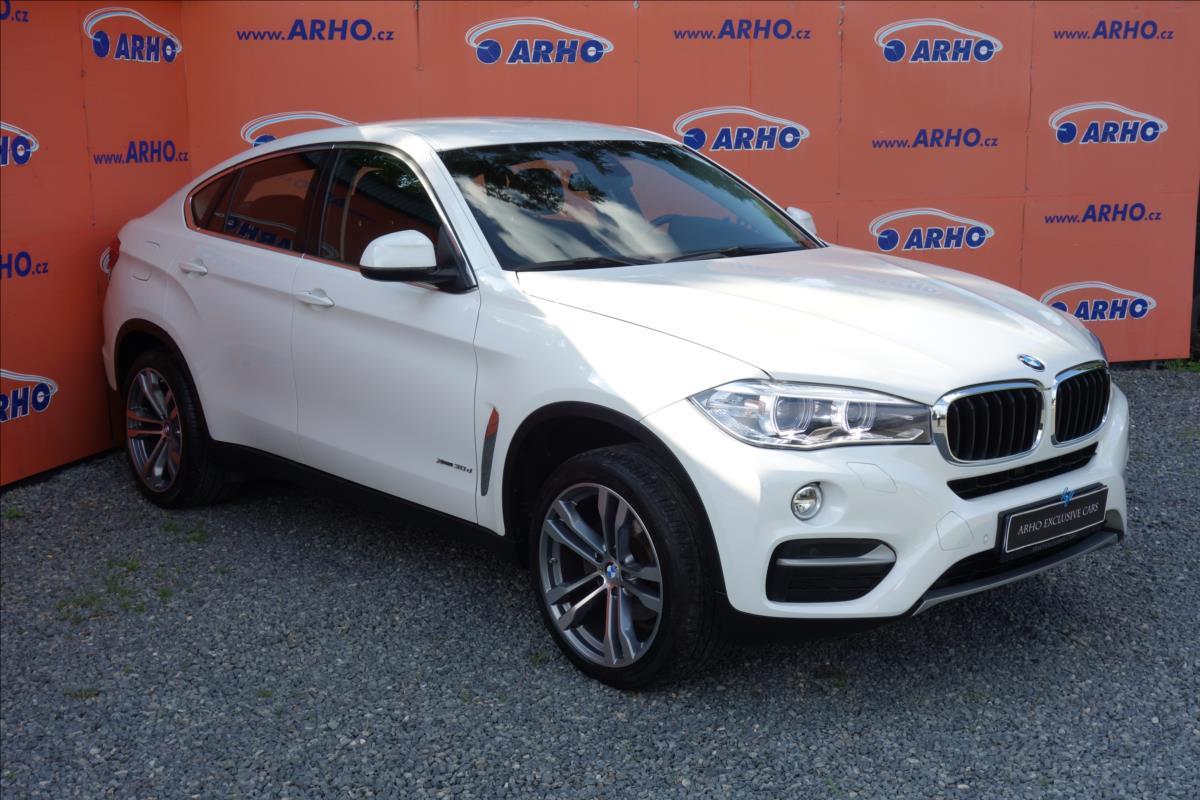 BMW X6 3,0 d 190KW, X-DRIVE,SERV.KN.