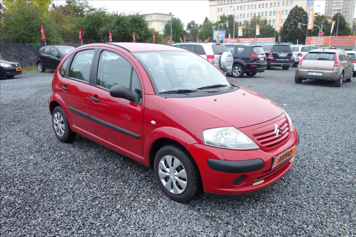 Citroën C3 1,1 i 44KW, POSILOVAČ ŘÍZENÍ.